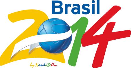Logo Brasil 2014 - Vector