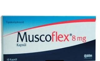Muscoflex 8 mg