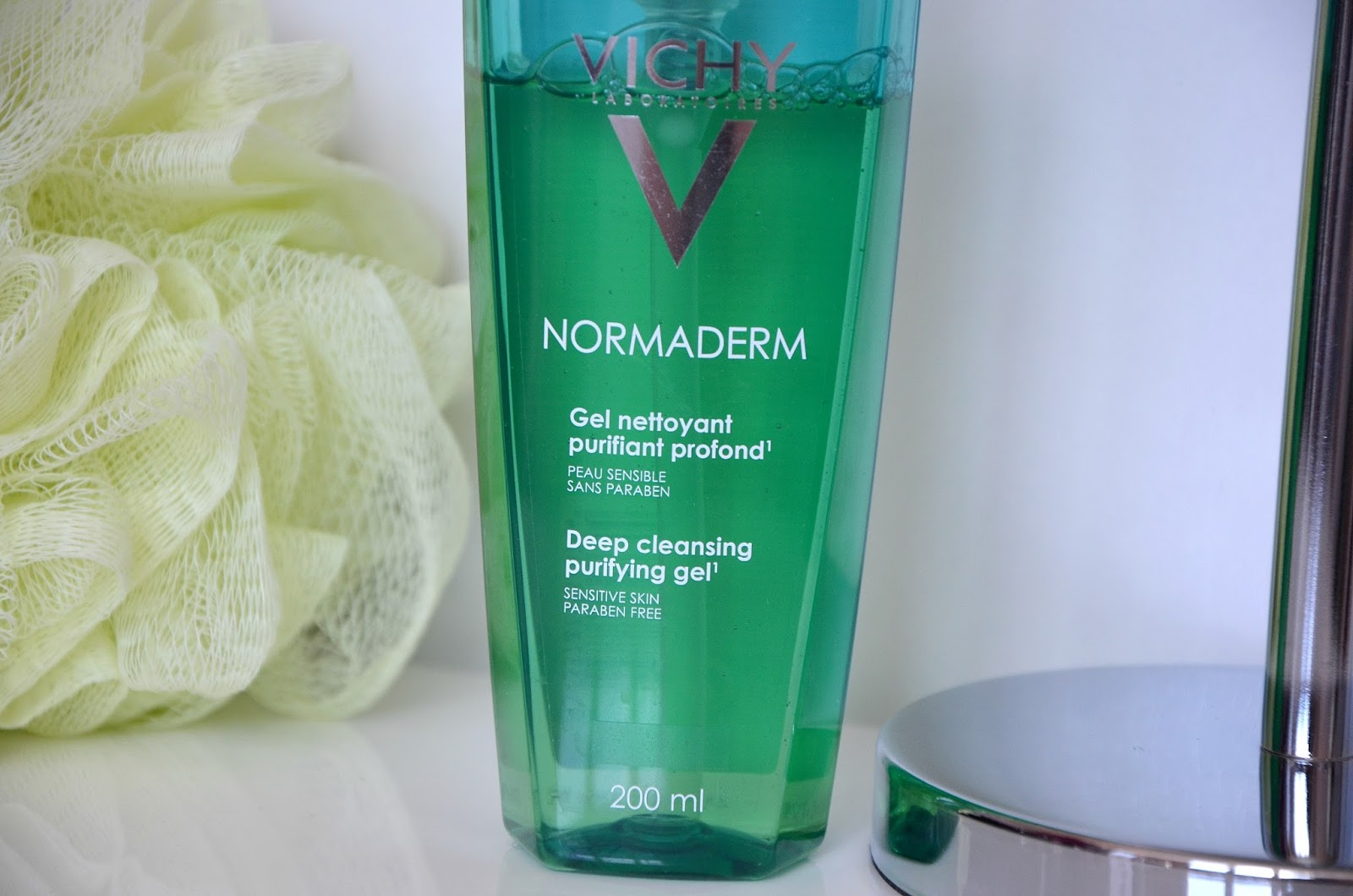 Vichy Gel nettoyant purifiant profond' Normaderm