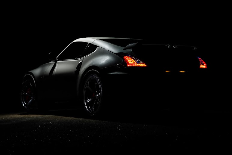 Auto Automobile Automotive Photography of Gray Sports Car