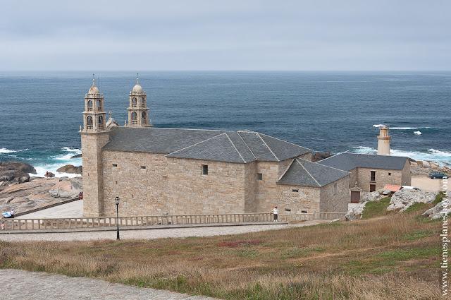 Muxia Santuario de la Barca y Faro