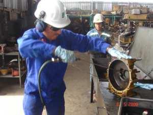 Productos de limpieza para linea mantenimiento industrial