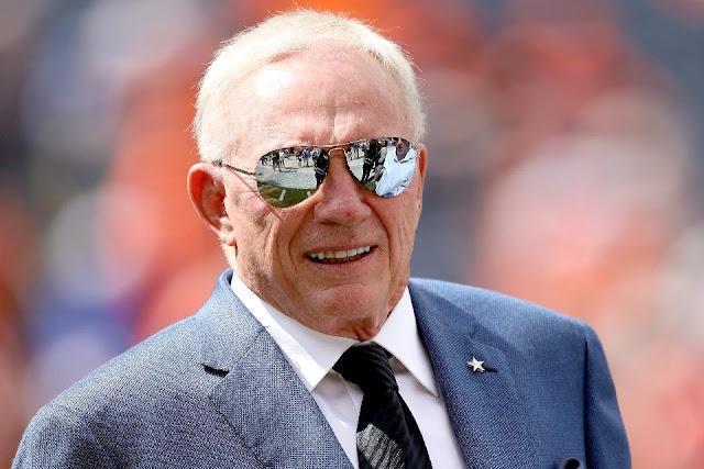 Pemilik NFL Mengirim Peringatan Hentikan-dan-Berhenti Ke Jerry Jones