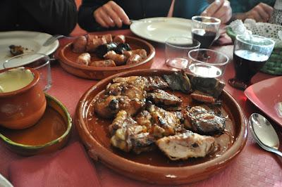 Menjar tipic catala