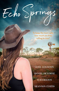 Buy Echo Springs Booktopia
