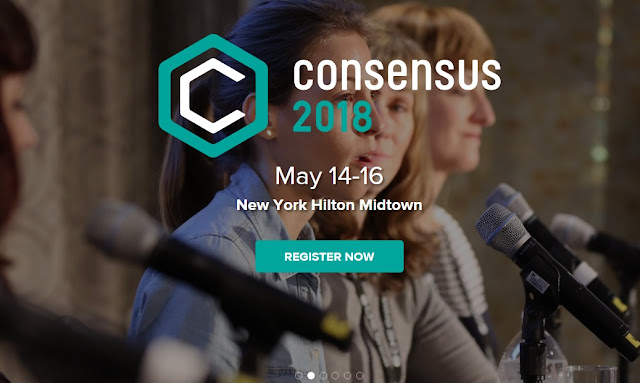 Consensus 2018 | La cumbre Blockchain más importante del mundo