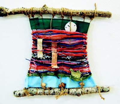 Use Weaving to Explore (and Decorate!) the Outdoors