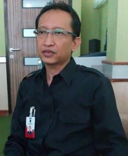 Yusron Martono Kepala Dinas Pendapatan dan Penggelolahan Keuangan (DPPK) Kota Surabaya