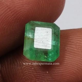 Batu Permata Zamrud Colombia - ZP 1174
