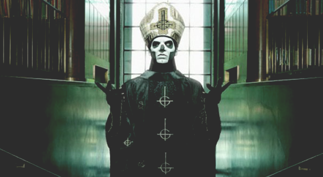 ghost papa emeritus 2017