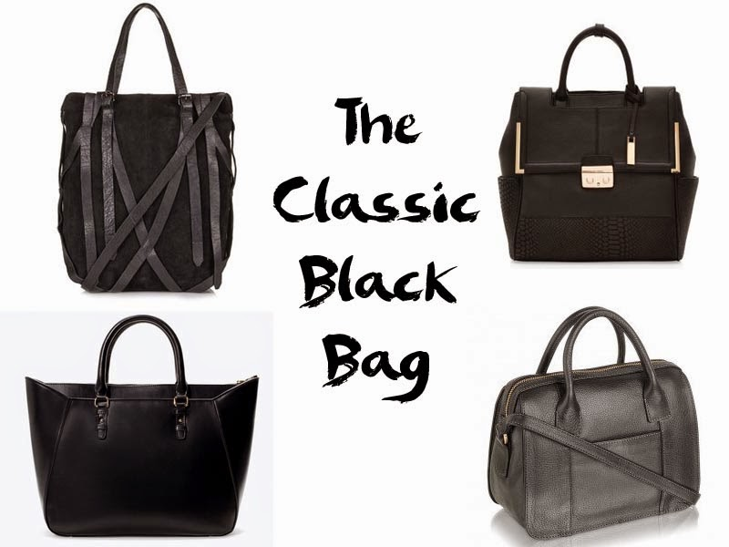 Fashion: The Classic Black Bag