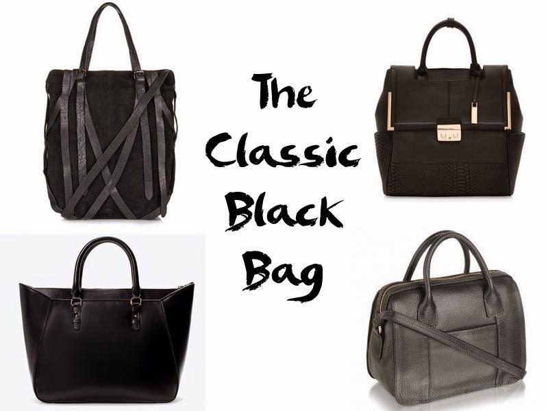 Fashion: The Classic Black Bag