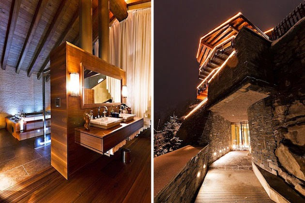 Ultimate Swiss Luxury Chalet Zermatt Peak Men S Gear