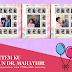 大马邮政局为配合首相敦马哈迪93岁贺寿而推出3款敦马夫妇的限量版邮票!