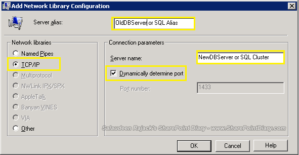SharePoint SQL alias best practice