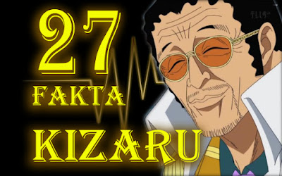 27 Fakta Tentang Borsalino Kizaru