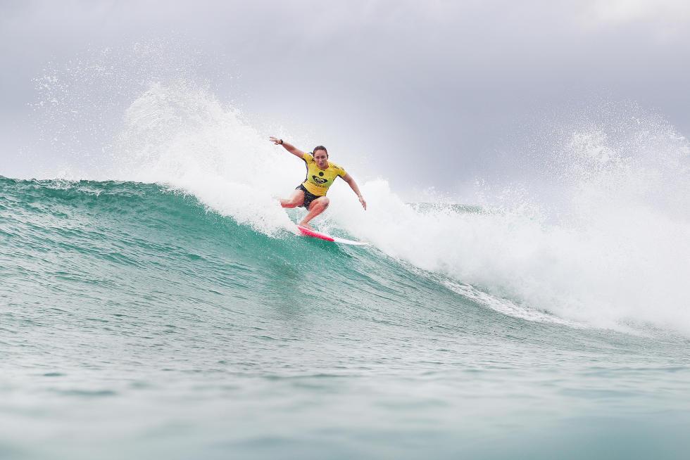 3 Carissa Moore 2016 Roxy Pro Gold Coast Fotos WSL Kelly Cestari