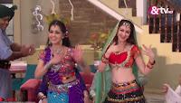 Soumya Tondon aka Bhabhiji in Beautiful Red Ghagra Choli ~  Exclusive Galleries 037.jpg