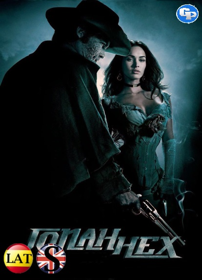 Jonah Hex (2010) HD 720P LATINO/INGLES