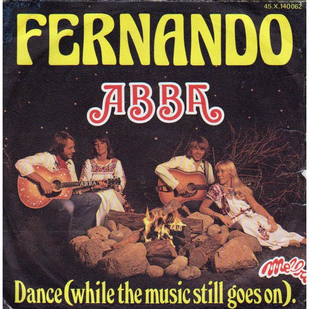what is fernando by abba about