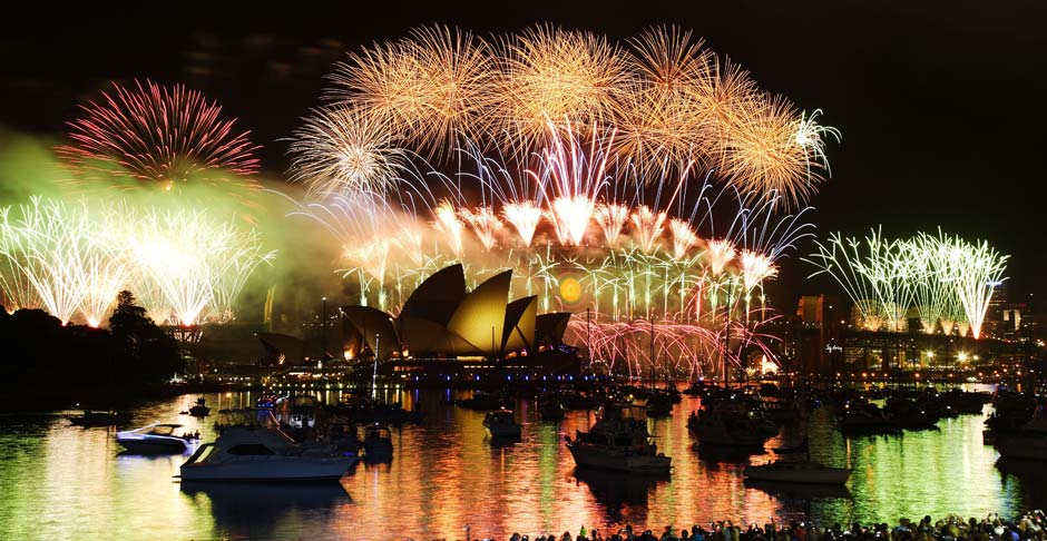 Harbour Kitchen New Years Eve