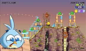 تحميل لعبة الطيور الغاضبة للكمبيوترDownload game Angry Birds 2016rds for PC