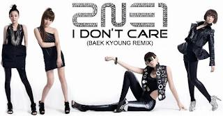 2009.09.28 I Don't Care (Baek Kyoung Remix)