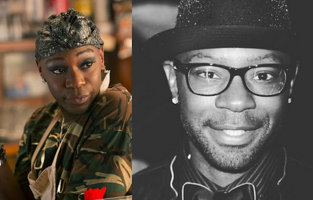 Nelsan Ellis as a character of Lafayette, Nelsan dies at the age of 39