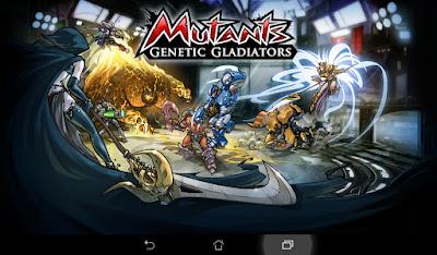 Mutants: Genetic Gladiators le Novità