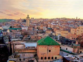 De viajeros por Marrakech 6