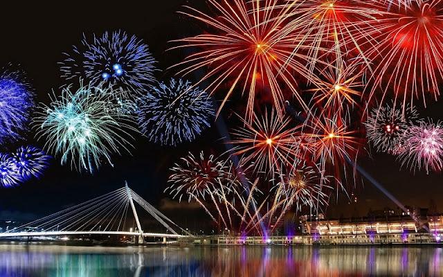 2017 international firework festival to light up Da Nang 1