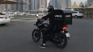 Uber eats Vacancy