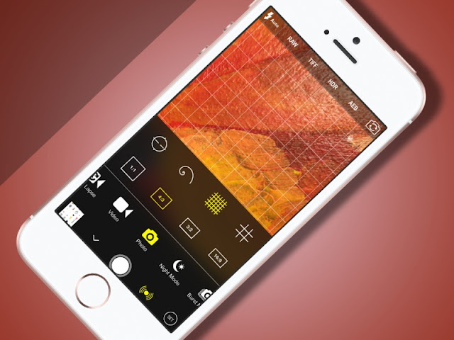 camera apps for iphone 7