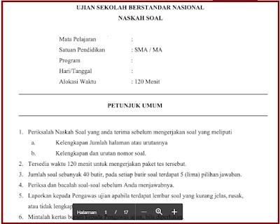 Prediksi Soal USBN PKN SMA 2019 dan Pembahasannya