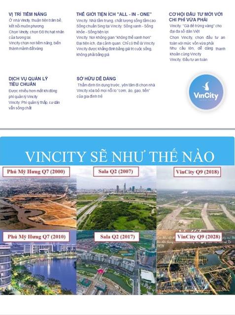 Đôi nét về đô thị Vincity Grand Park Q9 – Đẳng cấp Singapore và hơn thế