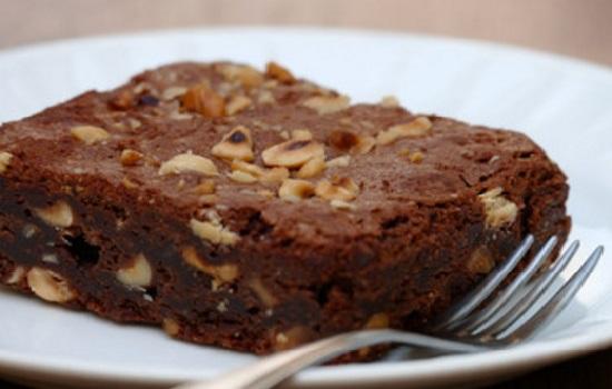 Torta de chocolate sin harina de trigo