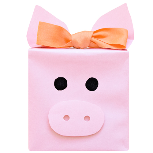 Pink Piggy Package | LLK-C.com