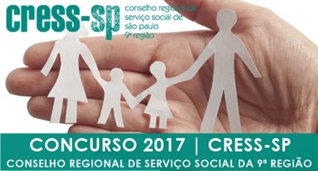 Concurso CRESS-SP 9ª região 2017