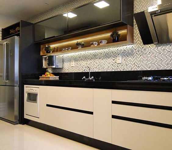 Long And Narrow Kitchen Ideas: 30 Truly Tiny Long Narrow Kitchen Decorating Ideas, That