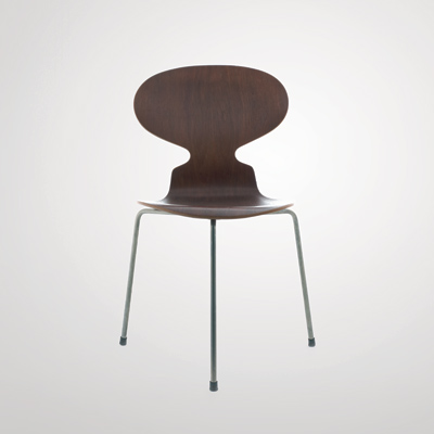 Os 60 anos da cadeira Ant  Design Innova