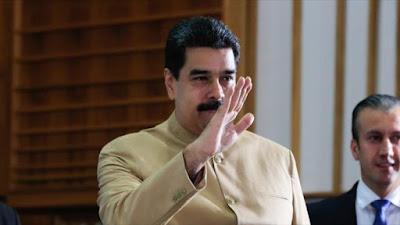 Maduro ante amenaza de EEUU: Rusia y China son nuestros amigos