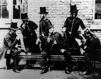 Greater Manchester Police in Victorian times