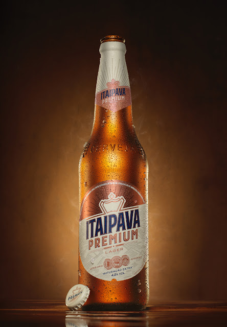 Nuevo logotipo y packaging para Itaipava Premium por Futurebrand