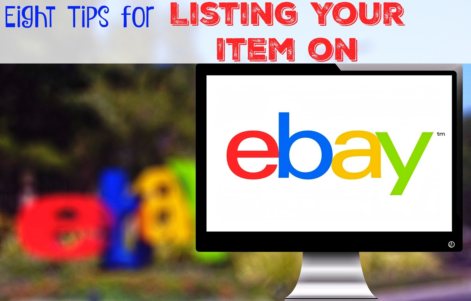 how to add link on ebay listing