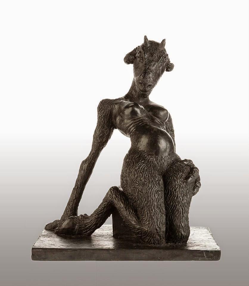 Shub Niggurath Goat Propnomicon: The Black...