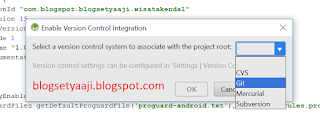 Upload Project Android Studio ke Bitbucket Menggunakan Git