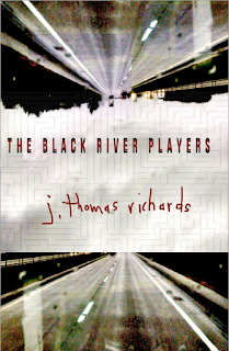 novel, book, crime, homicide detective, Black River, Iowa, noir, meth, methamphetamine, J. Thomas Richards
