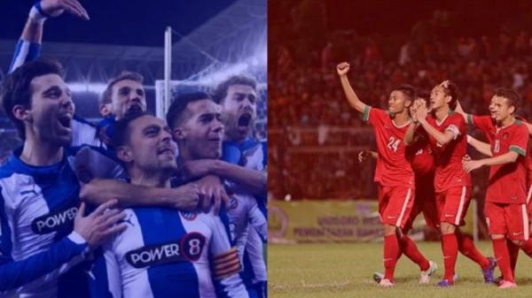 Selain Lawan Persija, Espanyol juga Hadapi Timnas Indonesia U-19 di GBLA