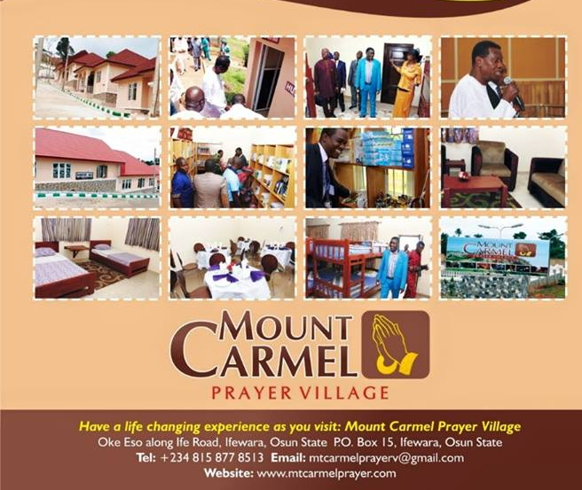 mount carmel prayer city phone