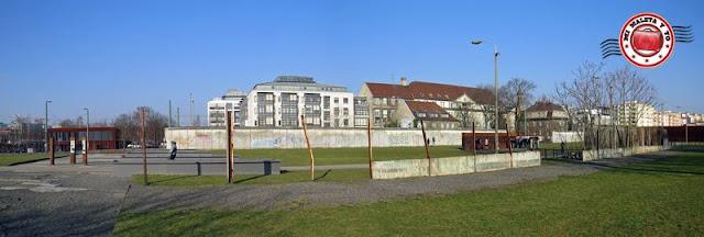 Memorial del Muro de Berlín - Zona A